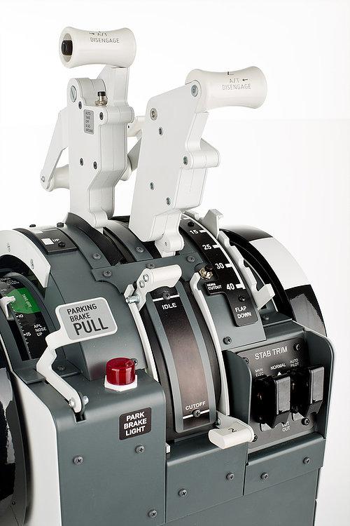B737 Throttle Quadrant V3 Pro Motorized4