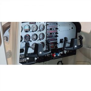 Cessna 172-FA Flight deck & Cockpit TRC-472-FA