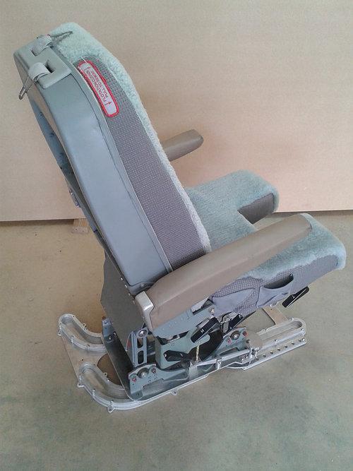 Cockpit Seat suitable for J-Rail2