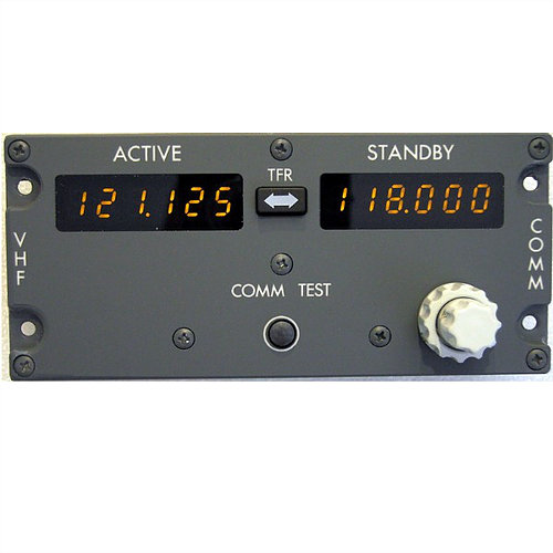 Aircraft communication Radio