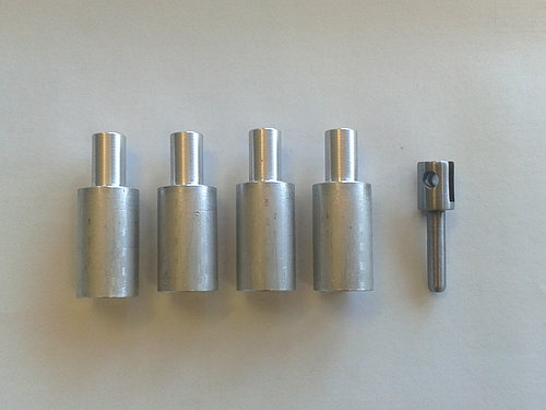 CO Seat mounting kit for J-rail parts